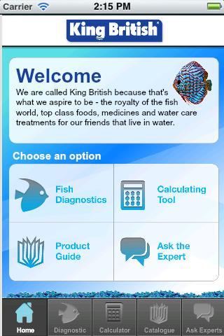King British Fish Aid