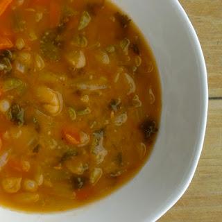 Fasoulada (Greek Bean Soup)