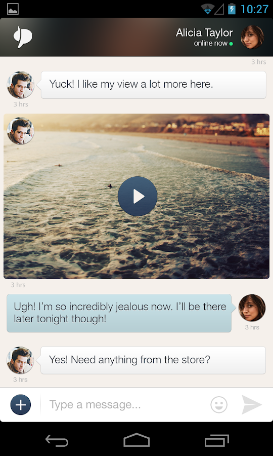 Couple - Relationship App - screenshot
