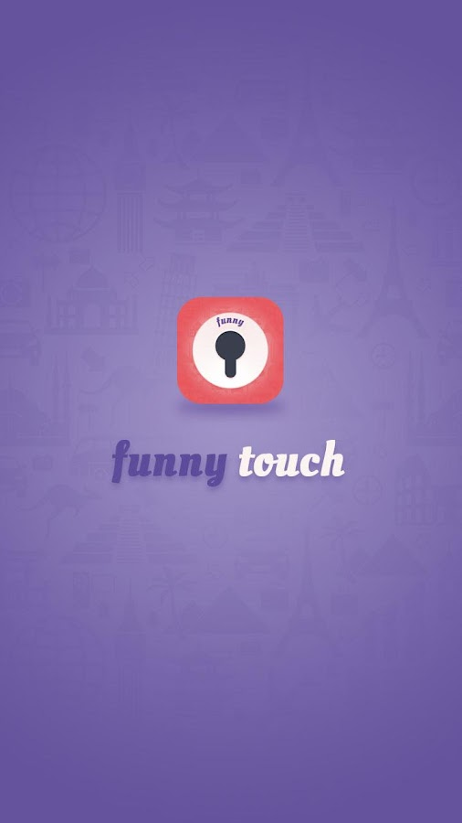 Funny Touch(Game lock) - screenshot