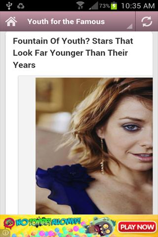 How To Look Young. - screenshot