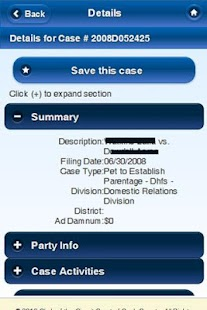 Court Clerk Mobile Connect- screenshot thumbnail