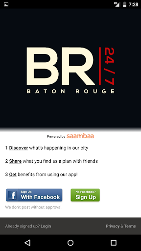 BR 24 7 - Baton Rouge Events