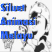 Siluet Animasi Melayu