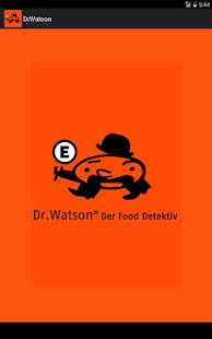Dr.Watson