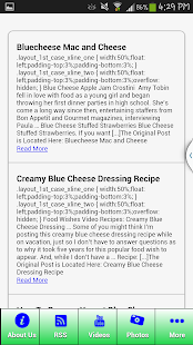 Easy Healthy Recipes For You - screenshot thumbnail
