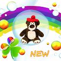 Teddy Bear - GO Launcher Theme icon