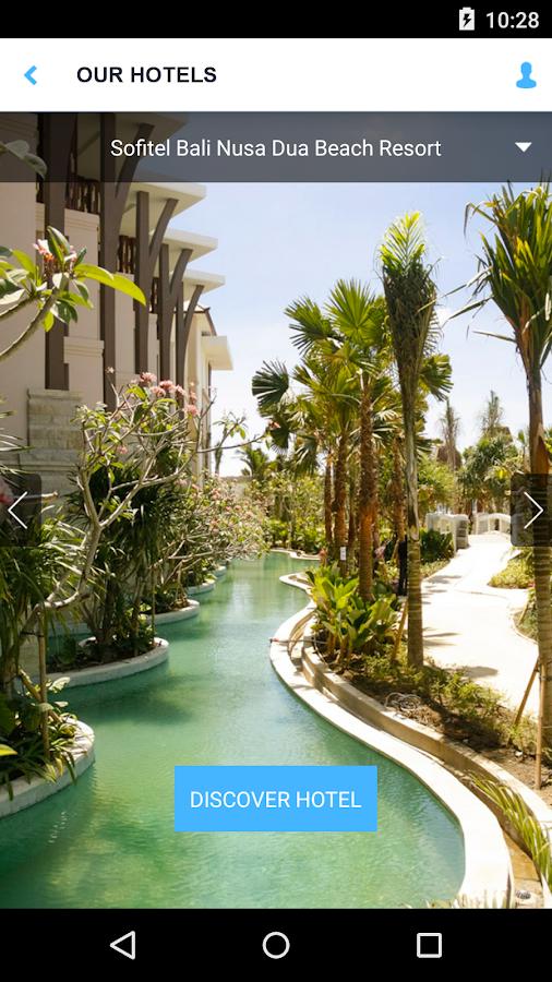 Accorhotels.com 3600+ hotels - screenshot