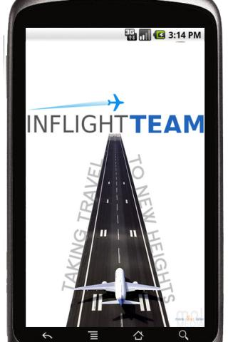 The InFlight Team - screenshot