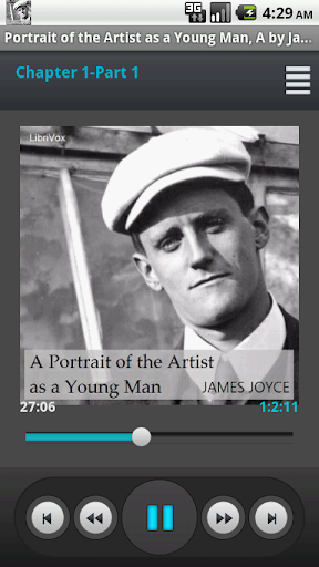 A Portrait of the Artist Joyce