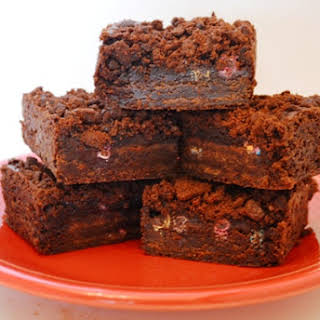 Brownie-Stuffed Brownies.