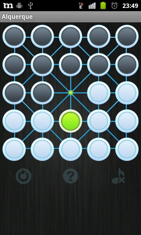 Alquerque - screenshot