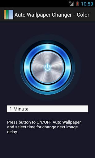【免費個人化App】Auto Wallpaper Changer - Color-APP點子