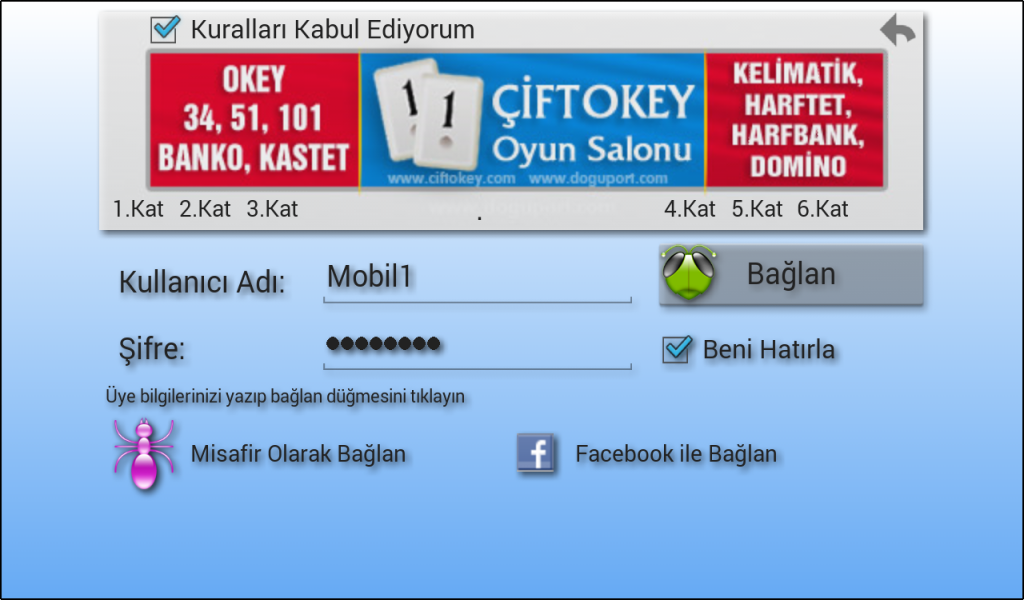 101 Okey Domino hakkarim.net- screenshot