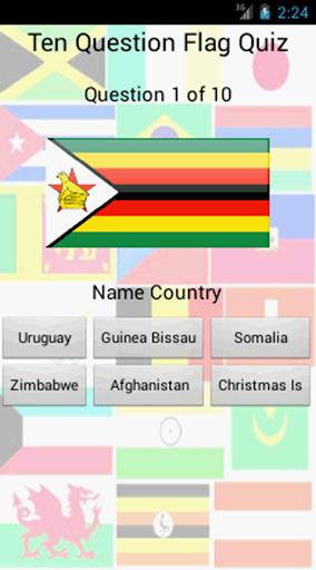 【免費益智App】Flag It-APP點子