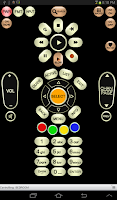 Screenshot of DirecTV Remote+ Pro
