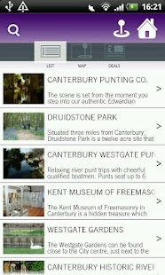 Visit Canterbury - screenshot thumbnail