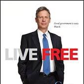 Gary Johnson for President '12