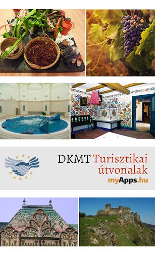 DKMT Turisztikai útvonalak