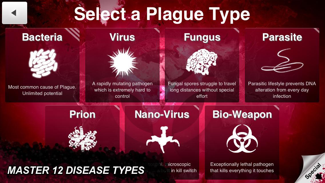 Plague Inc.- screenshot