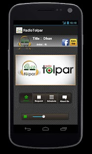 Radio Tolpar- screenshot thumbnail