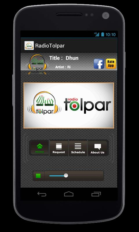 Radio Tolpar- screenshot