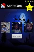 Screenshot of Santa Cam Free