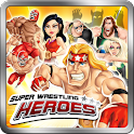Super Wrestling Heroes Free icon