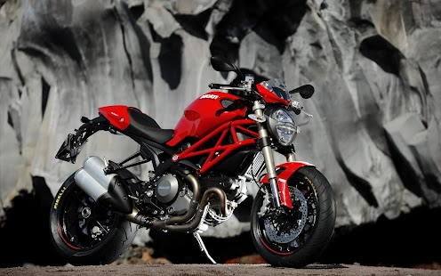 Free Ducati Wallpaper HD - screenshot thumbnail