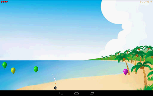 Balloon Ninja - screenshot thumbnail