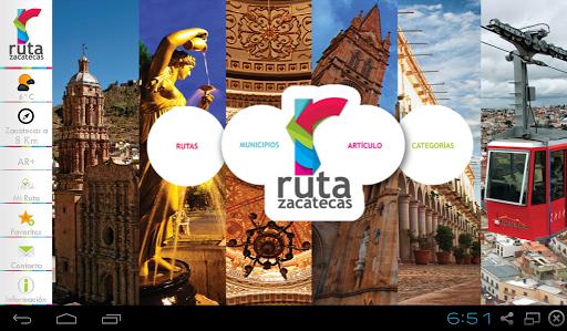 Ruta Zacatecas HD