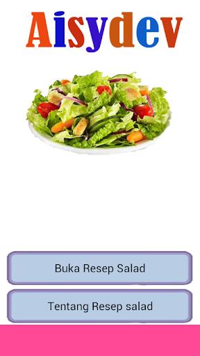 Resep Salad Lengkap