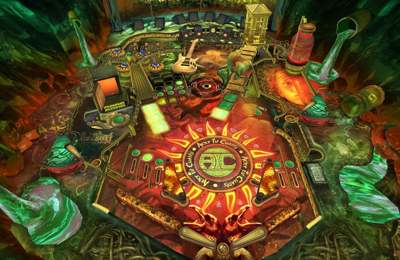 Pinball Rocks HD - screenshot