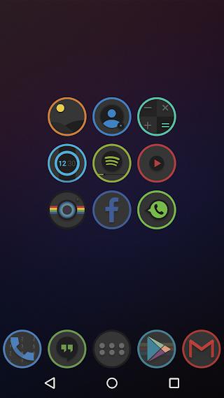 Devo - Icon Pack - screenshot