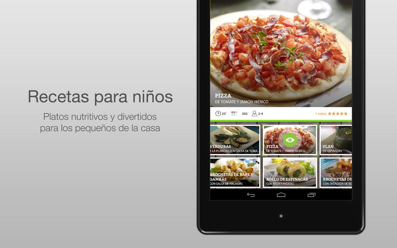 Nestlé Cocina - screenshot