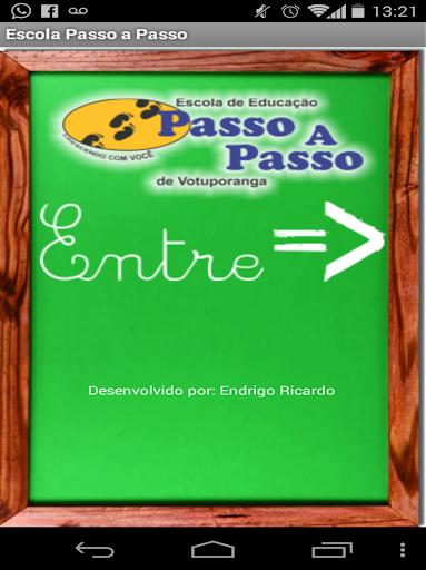 玩教育App|Escola Passo a Passo免費|APP試玩
