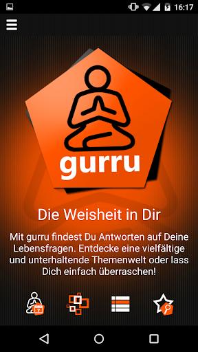 gurru - Die Weisheit in Dir