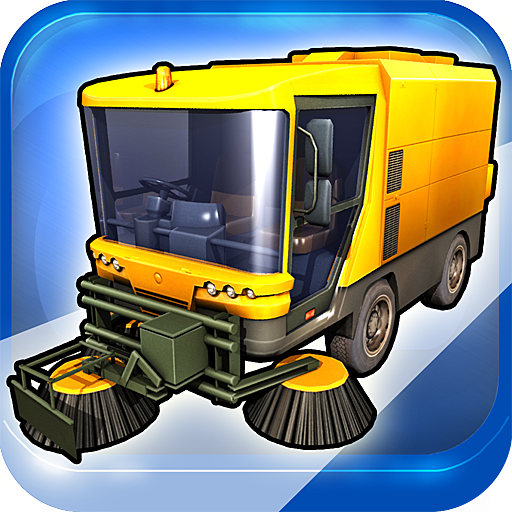 City Sweeper - Clean it Fast! LOGO-APP點子