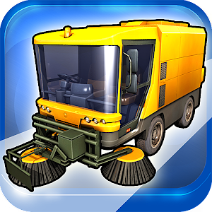 City Sweeper – Clean it Fast! for PC and MAC