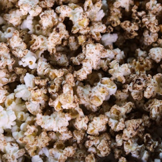 Maple Spiced Popcorn