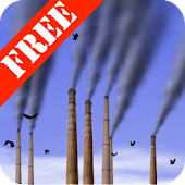 Pollution Free Live Wallpaper