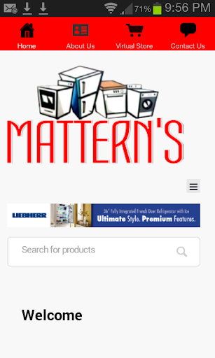Matterns Appliances
