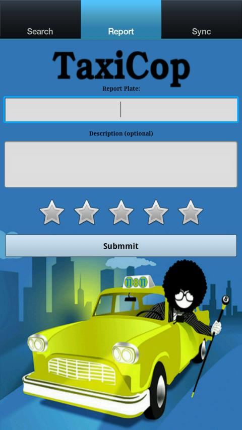 TaxiCop - screenshot