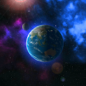 Earth 3D Live Wallpaper FREE icon