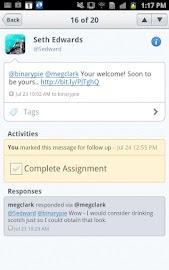 SocialEngage Screenshot 4