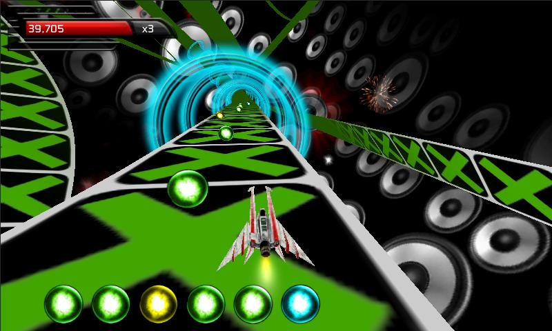 Rhythm Racer 2- screenshot
