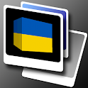 Cube UKR LWP simple icon