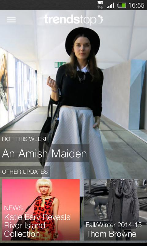 Trendstop Fashion TrendTracker- screenshot