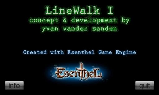 LineWalk I