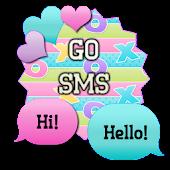 HuggsNKisses2/GO SMS THEME